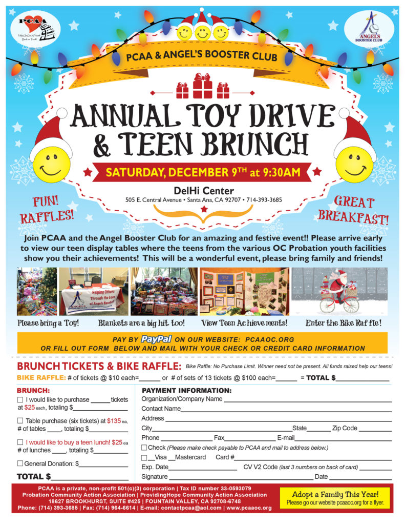 Annual Youth Luncheon front2